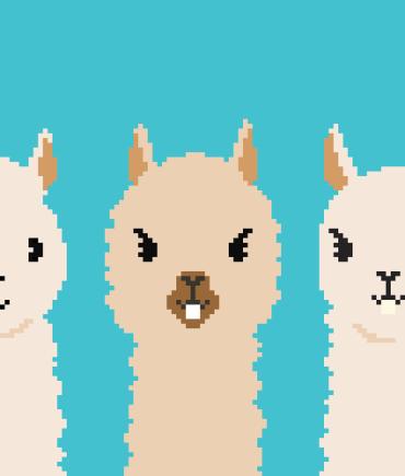llama, blanket, crochet, corner to corner, c2c, single crochet, sc, lapghan, adult, throw, colorwork, instarisa, fair isle, double crochet, teeth, three