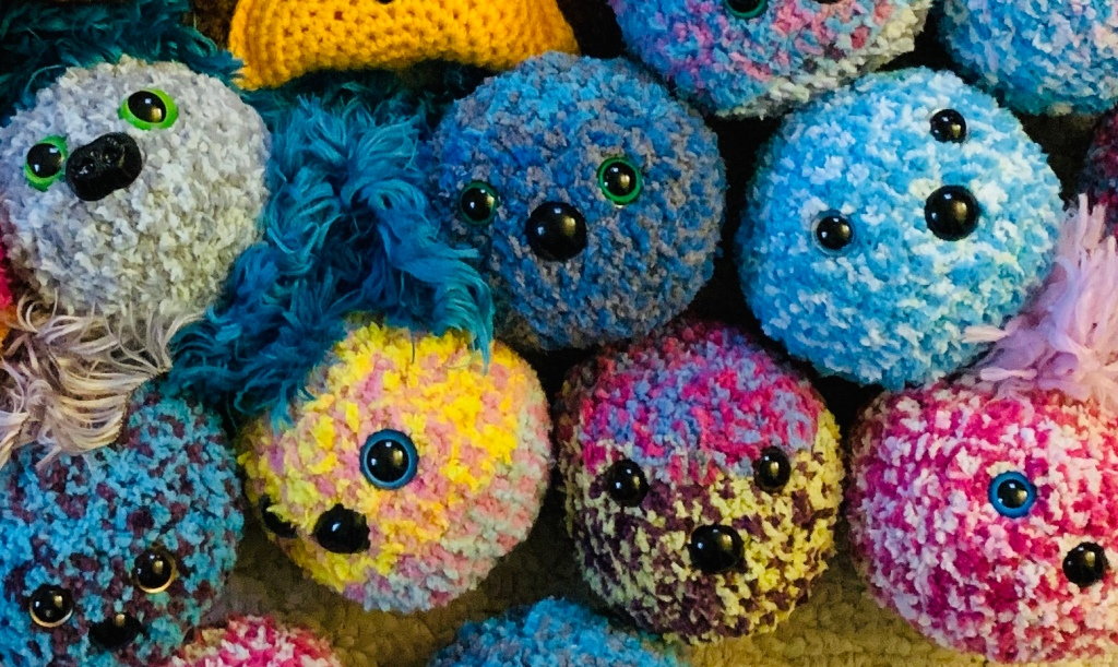 crochet, bubble bug, a crafty concept, hook, yarn, spinella, terryspun, lion brand, education, homeschooling, homeschool, learn, children, toy, writing, reading, math, eyes, schedule, quarantine, pandemic, pattern, common core, knit, school