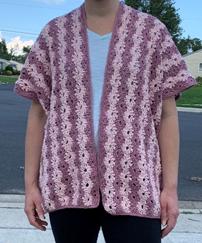 crochet pattern, kimono, crochet kimono, crochet flower, crochet floral kimono, crochet flower pattern, crochet kimono pattern